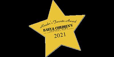 2021 Reader's Favorite Award – Baby & Children's Product News