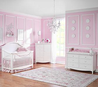 Dolce Babi | Alessia Collection - Bright White